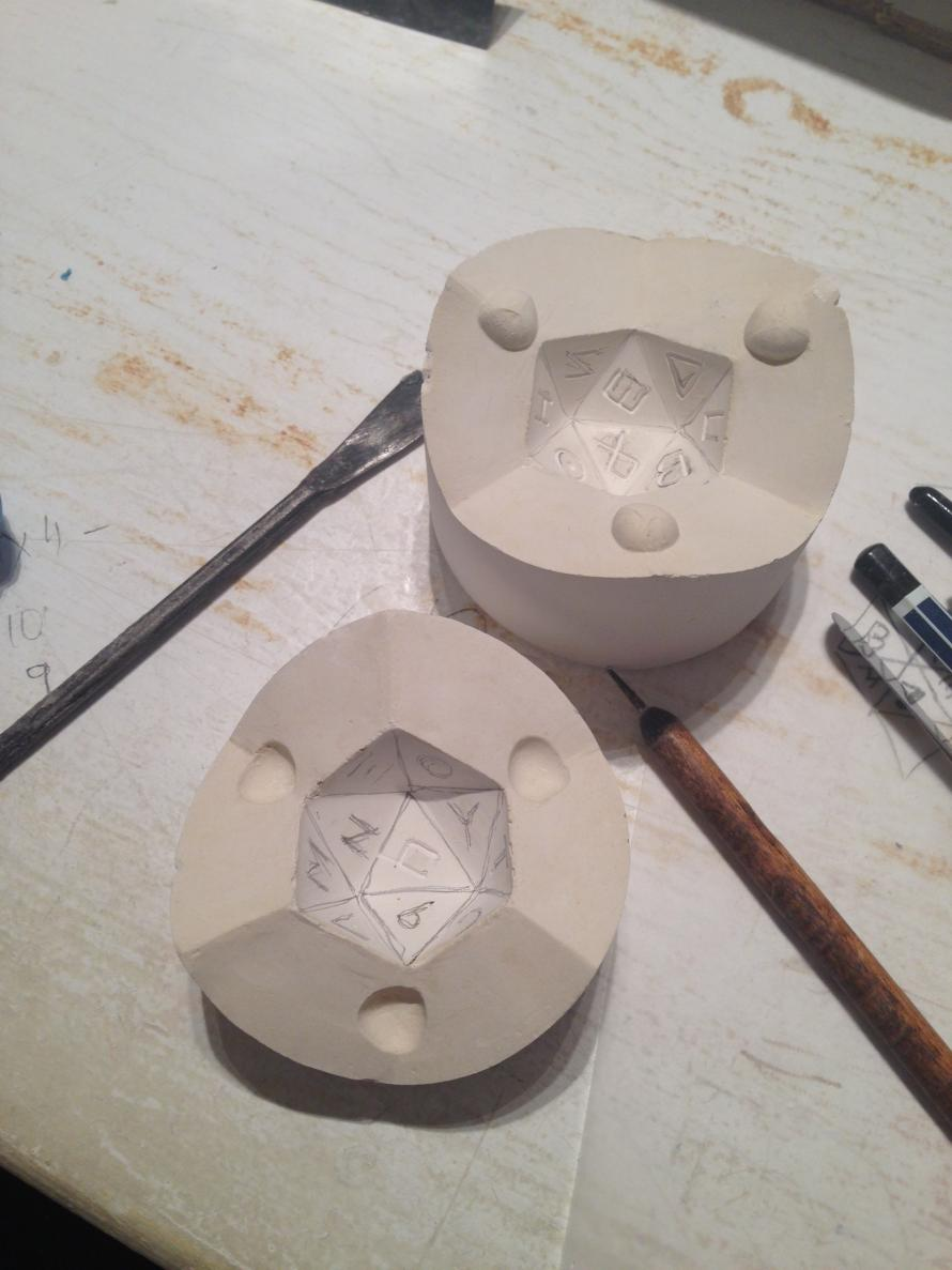 dice mold